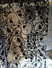 Пленка аквапринт черепа М12280, Харьков (ширина 100см)