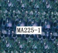 Пленка аквапринт черепа МА225/1 , Харьков (ширина 100см)