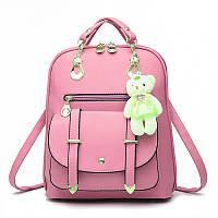 Рюкзак женский Candy Bear light pink