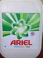 Гель для стирки Ariel Whites+colors 10 L