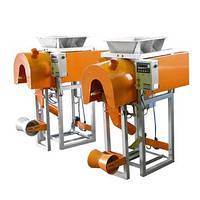 Турбинная машина для клапанных мешков