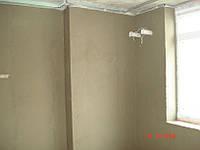 Теплоизоляционная штукатурка стен и откосов.