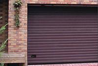 Гаражные секционные ворота Ryterna Rib TL&R40