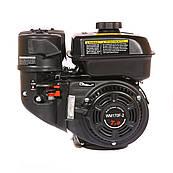 Двигатель бензиновый Weima WM170F-1050 NEW (R) (для WM1050 Favorit, вал под шпонку)