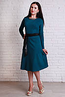Очень красивое модное платье из трикотажа Армани