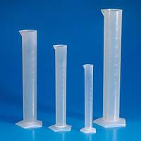 Цилиндры мерные полипропиленовые 50-1000мл