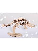 3D Пазл Плезиозавр 20/40