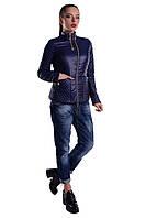 Женская стильная куртка-косуха (5 цветов), фото 1