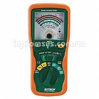 Омметр Extech 380320 аналоговый тестер изоляции