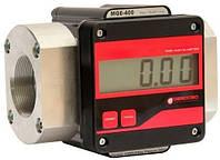 Электронный счетчик топлива  MGE 400 до 400 л/мин