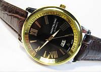 Часы мужские Montblanc кварц, фото 1