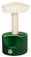 Когтеточка,дряпка для кота Trixie ТX-44812 Fresh Lime Scratching Post 78см