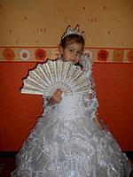 Шикарный костюм королевы прокат Киев, фото 1