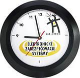 Рекламные часы с логотипом Киев, Запорожье, Луцк, Чернигов, фото 5