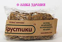 Хлебцы зерновые Хрустики, 100 г