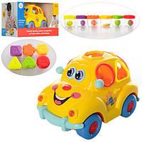 Развивающая игрушка-сортер Машинка 516