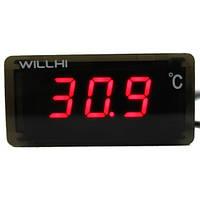 Термометр электронный WILLHI WH1419A (220V, -50°C ~ +110°C)