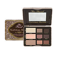 Палетка теней для век Too Faced Natural Matte Eyeshadow Palette |