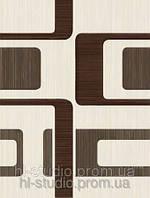Плитка Вельвет Декор Л61311 250х330 (бежевый)