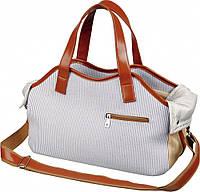 Trixie TX-36252 сумка-переноска Amber Carrier для кошек и собак до 5кг (20 × 27 × 42 cm)