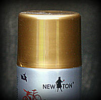 Эмаль декоративная NEW TON Золотистая  Аэрозоль