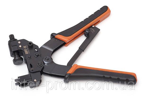 ПК-12Ф Пресс-клещи для опрессовки F разъемов, фото 2