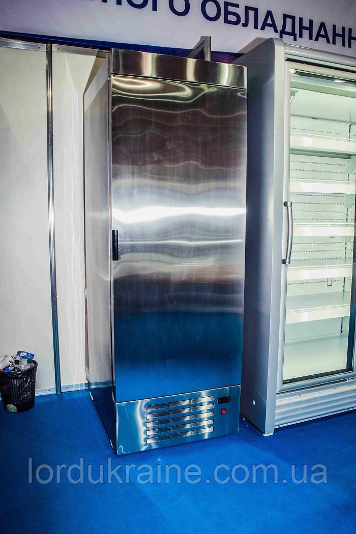 Холодильный шкаф Torino-700Г нерж.