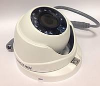 Видеокамера купольная уличная цветная Hikvision DS-2CE56D0T-IRMF(2.8mm)
