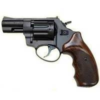 """Револьвер под патрон Флобера Trooper 2.5. Револьвер Trooper 2.5"""" сталь хром пласт/под дерево. Флоберы"""