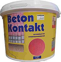 Бетон-контакт акриловый с мраморным наполнителем 1л, фото 1