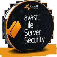 Avast! File Server Security, 1 year Renewal  (Avast Alwil)