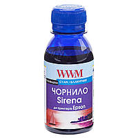 WWM ES01/C-2 Чернила (Краска) SIRENA Cyan (Синий) сублимационные 100г