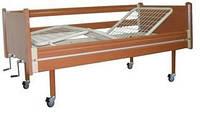 OSD-94 Кровать деревянная функциональная трёхсекционная, фото 1