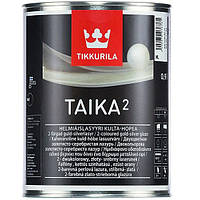 Двухцветная лазурь TIKKURILA ТАЙКА, 1 л  (6408070036761)
