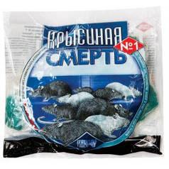 Родентицид Крысиная смерть №1 200г