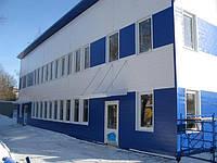 Строительство Складов. Ангаров. Строительство промышленных, сельскохозяйственных и административных зданий