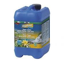 JBL AlgoGreen 5л-засіб для боротьби з цвітінням води в декоративному водоймі (26067)