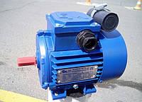Электродвигатель АИРМУТ63В2 (однофазный общепромышленного назначения, 0.55 кВт, 3000 об.мин)