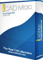 ICADMac Single License  (ProgeCAD)