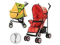 Детская коляска-трость BAMBI MM 0065-2R( Красный) Маша и Медведь