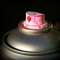 Эмаль флуоресцентная NEW TON RAL 0096 розовая