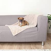 "Trixie TX-37164 Подстилка для собак ""Cosy"", 100 × 70 см, бежевый"