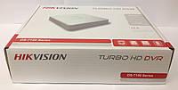 4-канальный Turbo HD видеорегистратор DS-7104HQHI-F1/N Hikvision