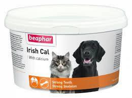 Beaphar Irish Cal 250г - вітамінно-мінеральна добавка для вагітних і годуючих собак і кішок (12428)