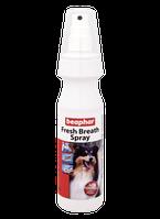 Beaphar Спрей Fresh Breath Spray для чищення зубів і освіження дихання у собак 150мл (13222)