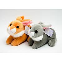 Мягкая игрушка Кролик Толик 17 см
