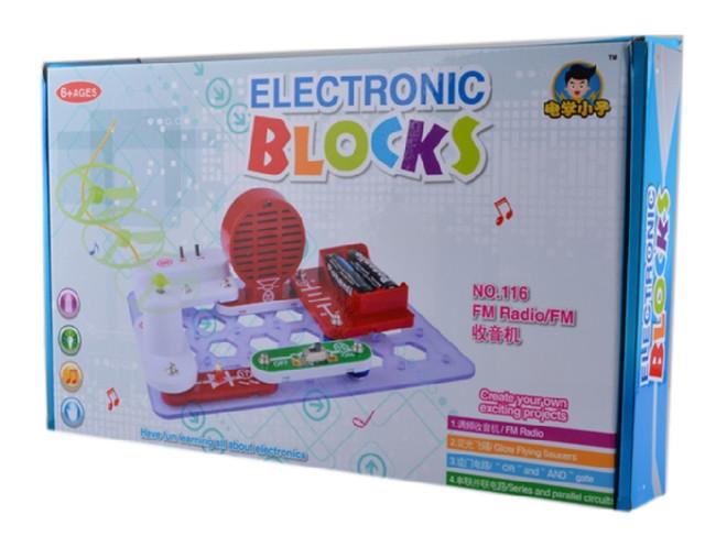 электронный конструктор для детей