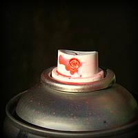 Эмаль флуоресцентная NEW TON RAL 3026 красная