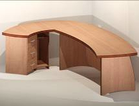 Дополнительное рабочее место для Базы Офисной и Жилой мебели  (Элекран Софт)