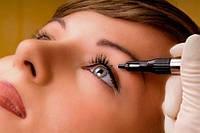 Перманентный макияж век обучение в Днепропетровске (Днепре), обучение татуажу в Днепре (Днепропетровске)